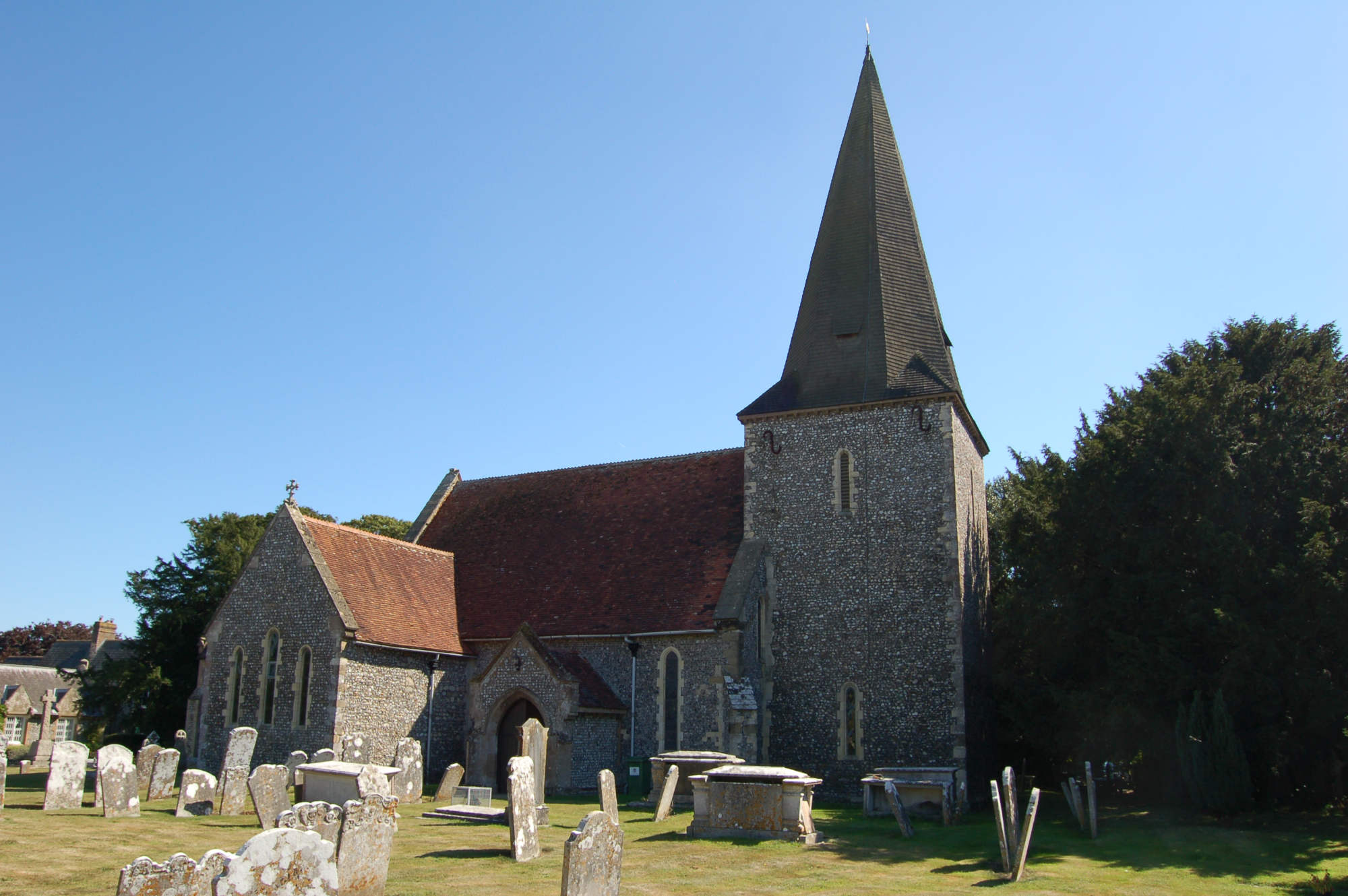 St Andrews Church, Oving