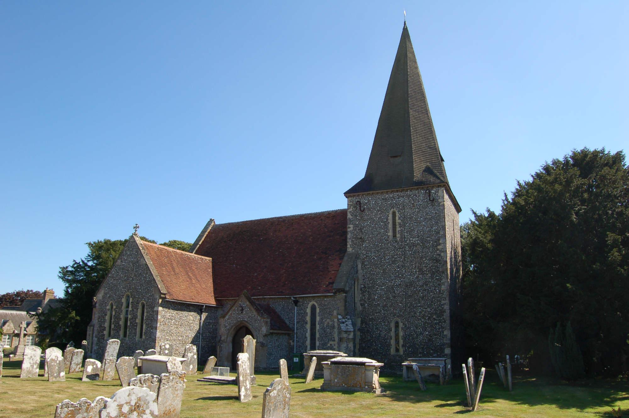 St Andrews Church, Oving
